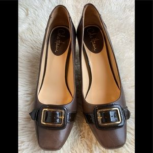 Cole Haan Pumps, high quality material and sturdy!